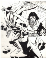 Ye Gods!  : Steve Rude Comic Art