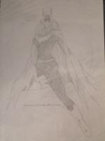 Batgirl - Samuel Hawbaker Comic Art