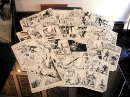 Larry Hama - G.I. Joe #21 Complete Interior Story (Marvel, 1984) Comic Art