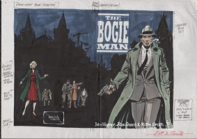 The Bogie Man by Robin Smith Comic Art