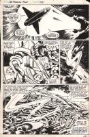 Fantastic Four 235 Page, Comic Art