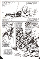 Alpha Flight - Guardian, Comic Art