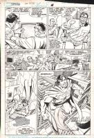 Superman 5 Page, Comic Art