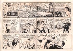 On Stage Sunday 1970-03-22, Comic Art