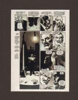 The Dark Knight Returns production art, Comic Art