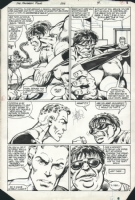Fantastic Four 268, Page 4 Hulk, Doc Oc, $$Offers, Comic Art