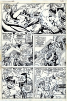 HULK 142 page 17 HERB TRIMPE John Severin Comic Art