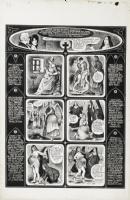 PICHARD Marie Gabrielle de St Eutrope Comic Art