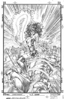 Wraitheart Comic Art