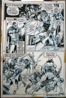 Mike Ploog Kull the Destroyer #11 page #18 Rare Original Art 1973 Comic Art
