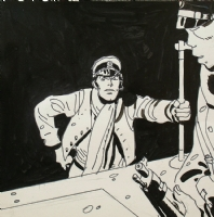 Pratt, Corto Maltese, Comic Art