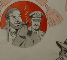 Edgar P. Jacobs, Blake et Mortimer, Comic Art