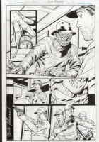 A Nightmare on Elm Street Issue 8, page 21. Comic Art
