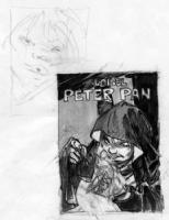 Peter Pan - T01 - Recherche de couverture, Comic Art