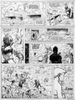 La qu�te de l'oiseau du temps - T04, Comic Art