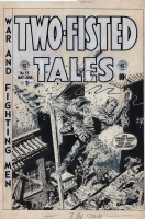 Two Fisted Tales #33 Comic Art