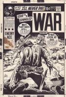 Star Spangled War Stories #153, Cover Comic Art