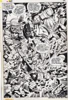 Thor #171, page 15 Comic Art