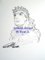 Ryu Comic Art