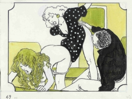 Art de la fess�e Image 69 Comic Art