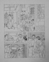 Pinochia P7, Comic Art