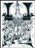Spirit #2 Cvr. Comic Art