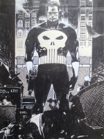 The Punisher: Assassin's Guild GN, page 7, Comic Art