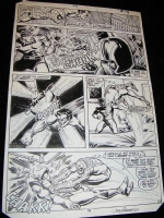 Amazing Spider-Man #215, page 14, Comic Art