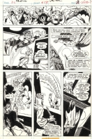 Detective Comics #458, page 29 (Man-Bat) Comic Art
