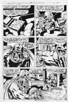Captain America Annual #4, page 30 (Magneto) Comic Art