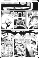 Doctor Strange #58, page 7, Comic Art