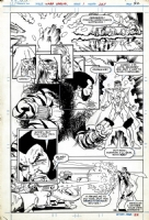 Warp Special, page 22 Comic Art