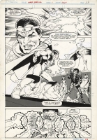 Warp Special, page 23 Comic Art