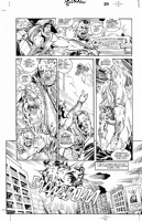 Aquaman 70 pg20 Comic Art