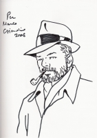 Vittorio Giardino - Max Friedman Comic Art