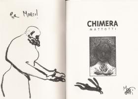 Lorenzo Mattotti - Personaggio Comic Art