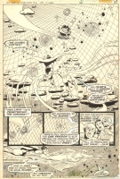Jose Luis Garcia-Lopez - DC Comics Presents #2 page 21 SPLASH Comic Art