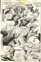 Ross Andru - Amazing Spider-Man #170, page 26 Comic Art
