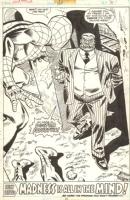 Ross Andru - Amazing Spider-Man #169, Page 31 SPLASH Comic Art