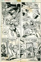 Ross Andru - Amazing Spider-Man #170, Page 15 Comic Art