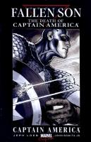 Fallen Son Blank - Captain America Sketch - Daniel Govar - CGC 9.4 Comic Art