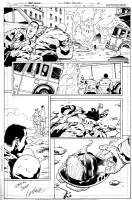 Action Comics #12 - pg 16 Comic Art