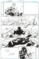 Action Comics #12 - pg 17 Comic Art