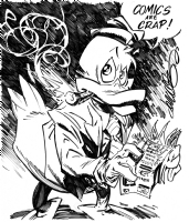 HOWARD THE DUCK, Comic Art