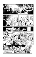 PATCHWORK PALOOKA PG 8, Comic Art
