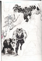 Jam Piece - Bring on the Bad Guys! - NYCC 2012 update 3, Comic Art