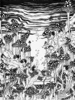Yuko Shimizu Little Nemo, Comic Art