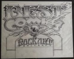 Best Comics & Rock Art Gallery, Comic Art