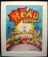 Head Comix - Robert Crumb Comic Art