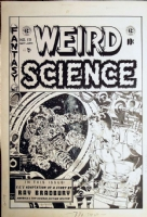 Weird Science #19 - Wally Wood Comic Art